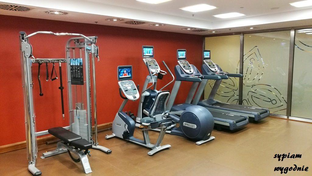 Hilton Garden Inn Rzeszów - gym