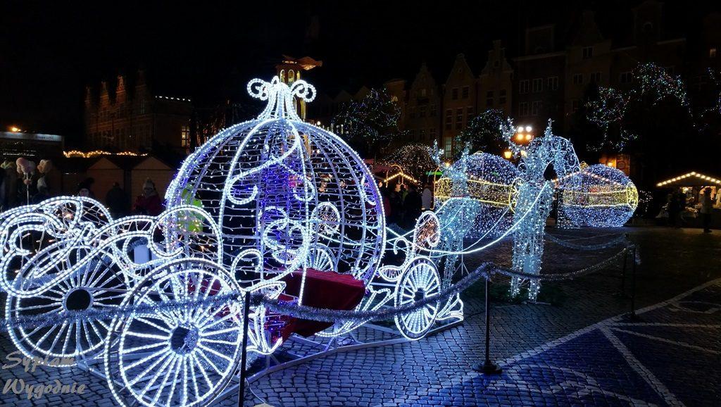 Gdańsk - jarmark bożonarodzeniowy