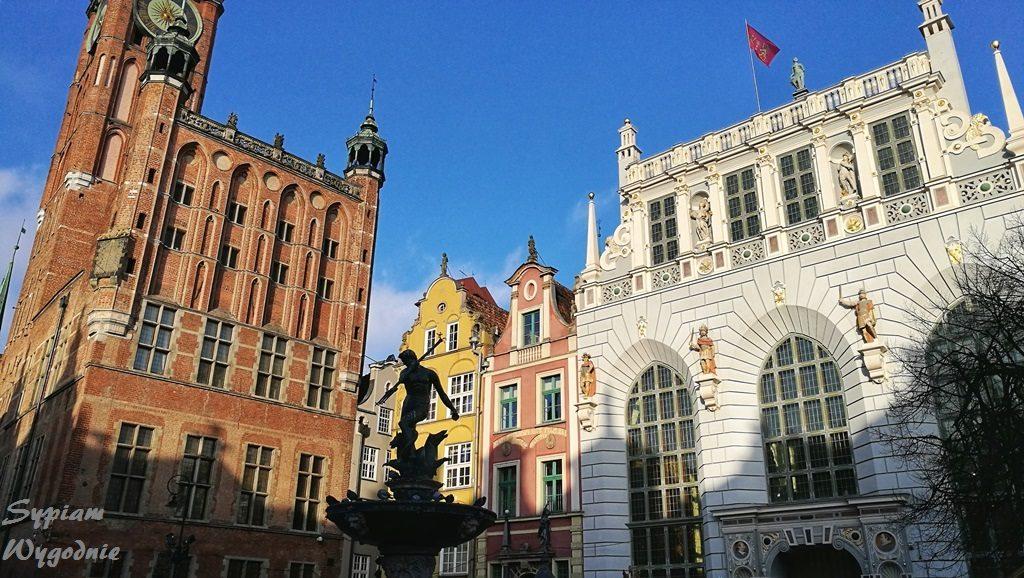 Gdańsk - Dwór Artusa