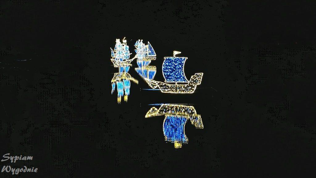 Gdańsk Oliwa - statki
