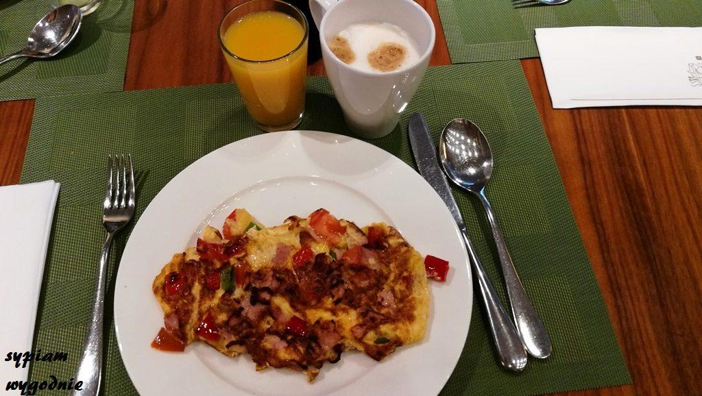 Hilton Garden Inn Rzeszów - omlet