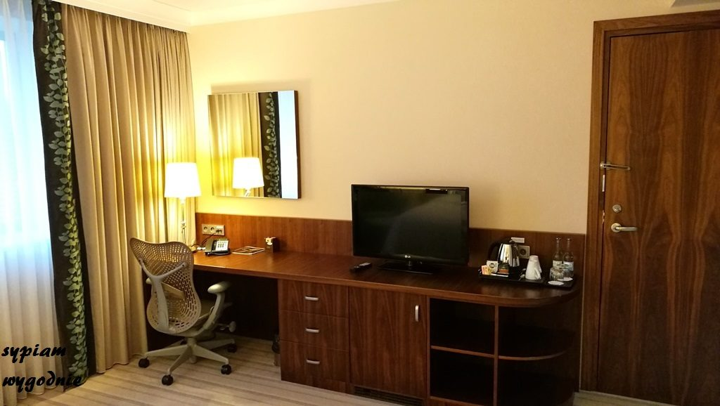 Hilton Garden Inn Rzeszów - pokój
