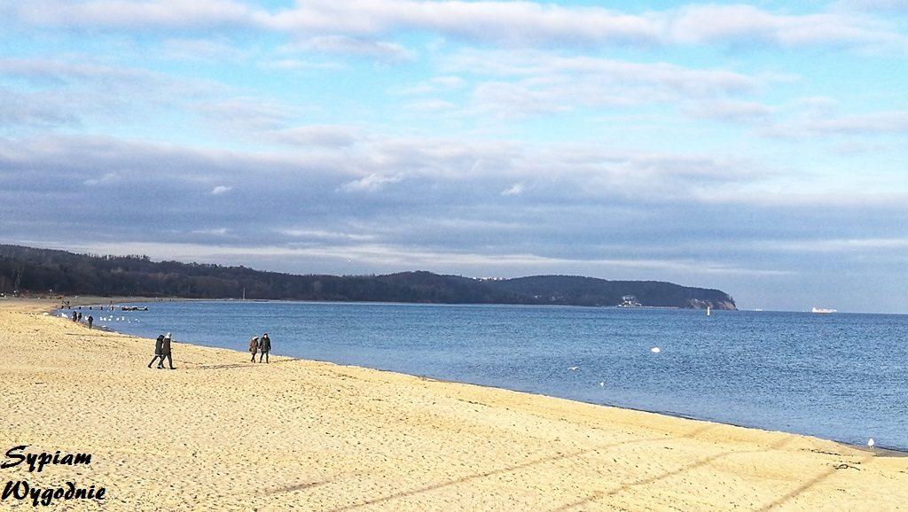 Gdańsk Jelitkowo - plaża