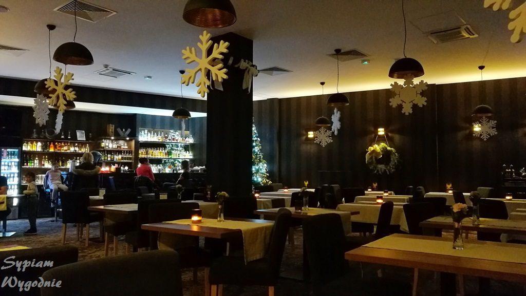 Hotel Osada Śnieżka Karpacz - restauracja Tabakierka
