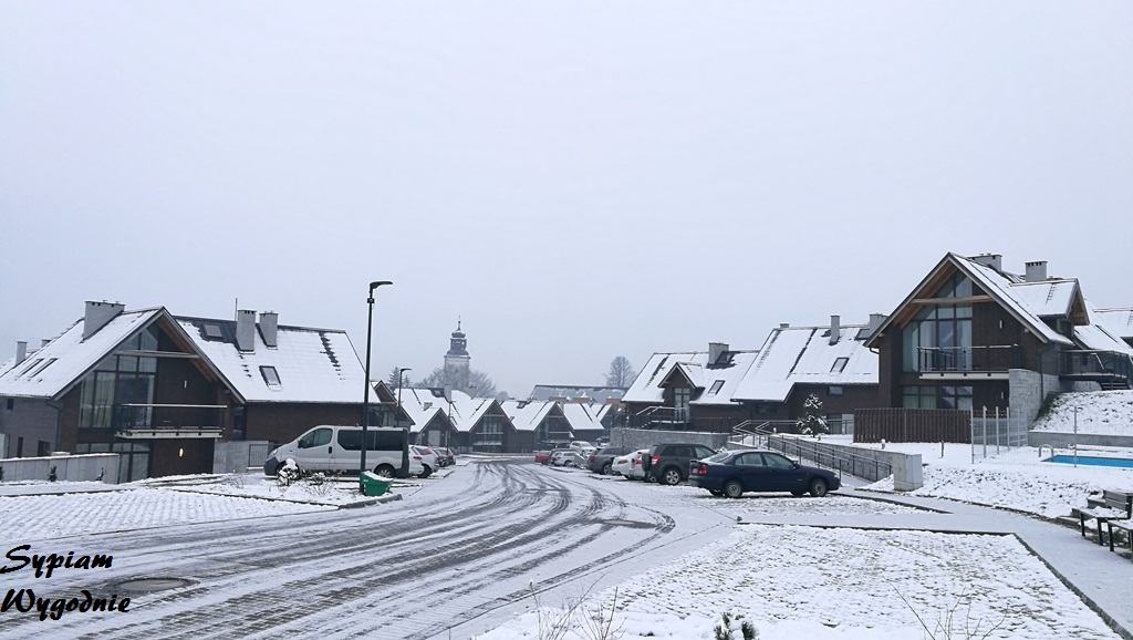 Osada Śnieżka - kompleks