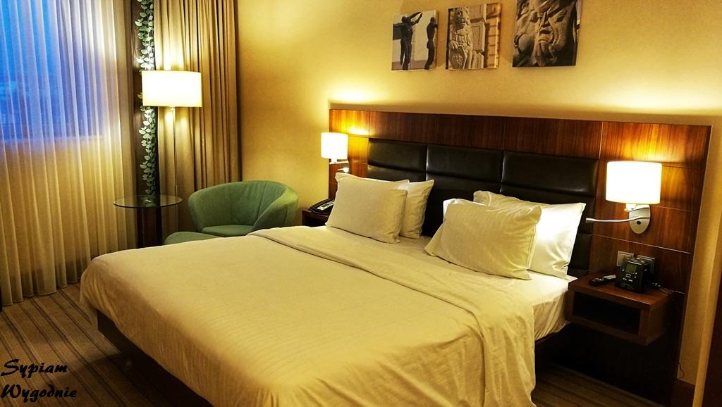 Hilton Garden Inn Rzeszów - sypialnia