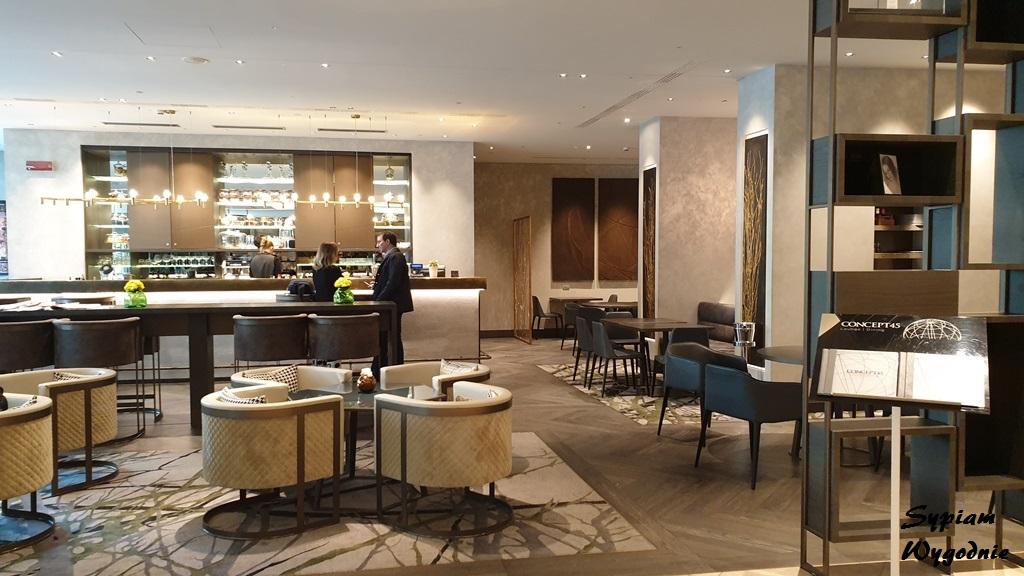 Concept45 w Hilton Milan