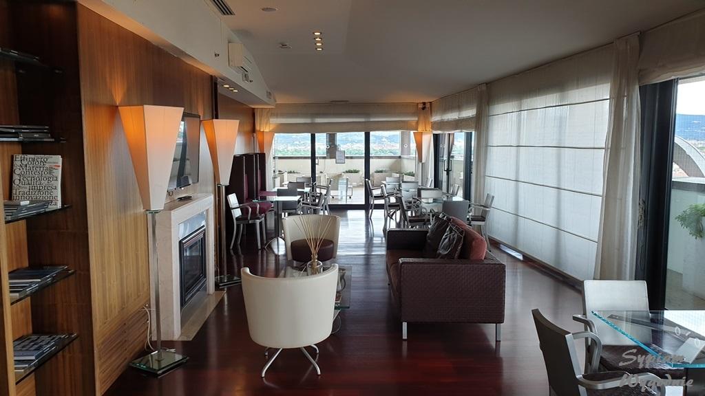 Hilton Florence Metropole - executive lounge