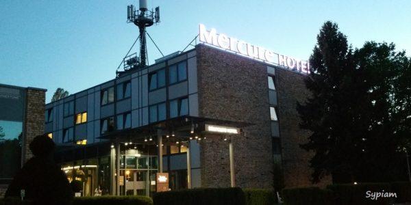 Mercure Gdańsk Posejdon - budynek