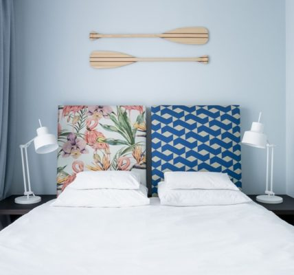 Nowe pokoje Vienna House Andel's Cracow to połączenie wyrafinowanego stylu Vienna House i lekkości designu nawiązującego do oceanicznej bryzy. © Vienna House