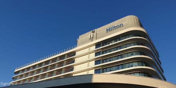 budynek Hilton Świnoujście