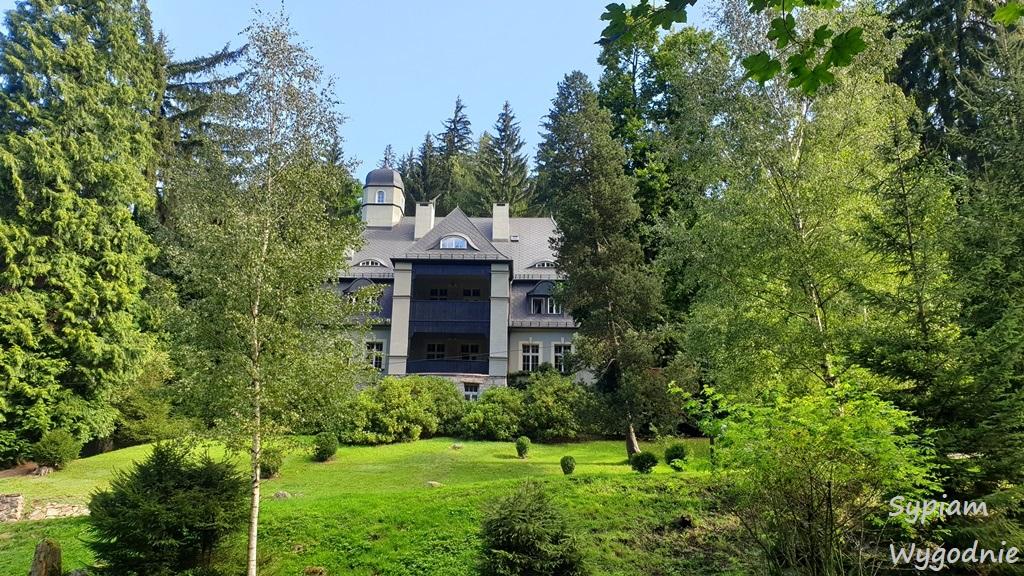 Villa Pepita - budynek