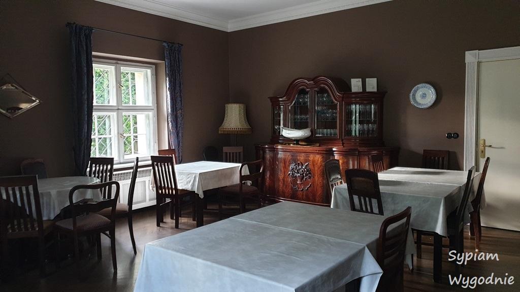 Villa Pepita - sala śniadaniowa
