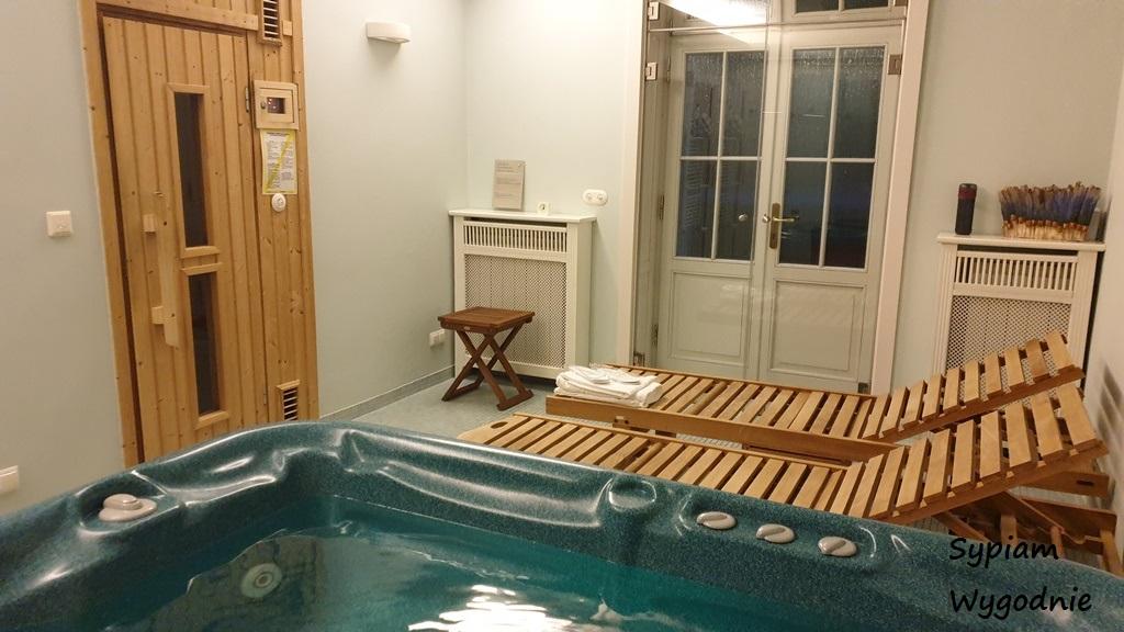 Villa Pepita - mini SPA - sauna i jacuzzi