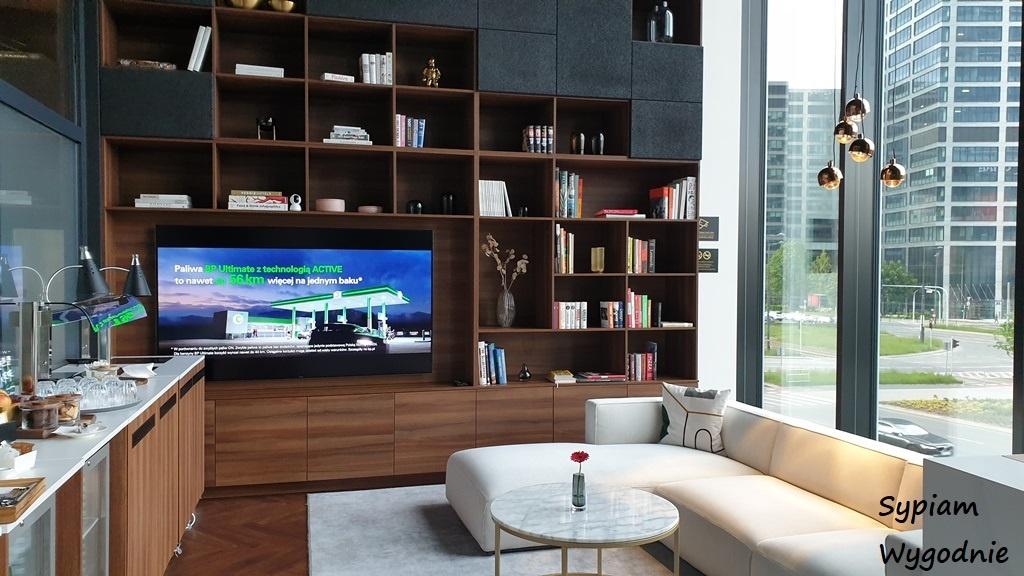 Studio Lounge w Crowne Plaza