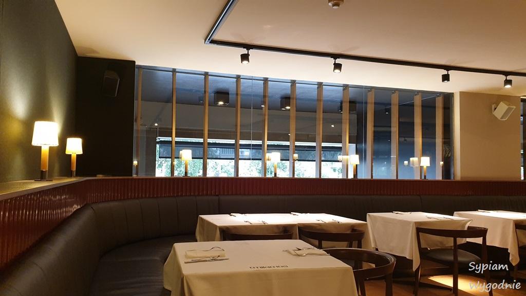 Alexandra Barcelona Hotel, Curio Collection by Hilton - restauracja