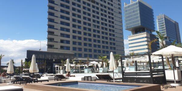 Hilton Diagonal Mar Barcelona - Pure Beach